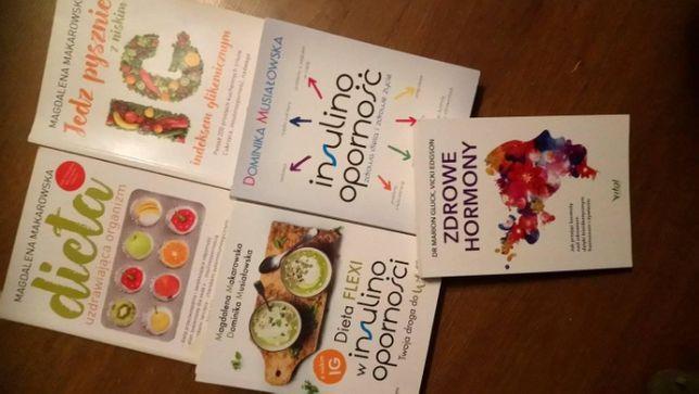 Insulinooporność książki dietetyka zdrowe żywienie Flexi