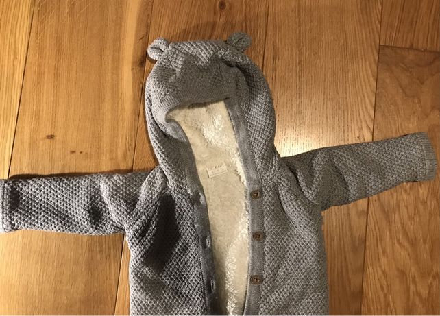 Kimbinezon niemowlęcy f&f rozmiar 68