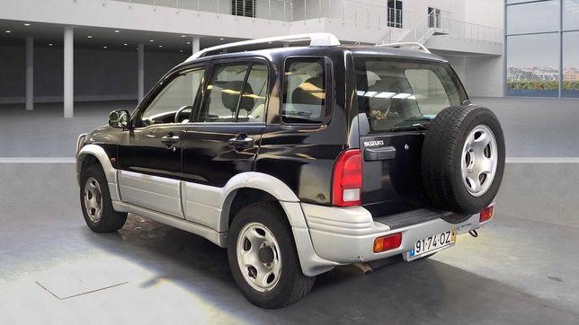 Suzuki Grand Vitara metal top 2.0 TD