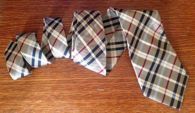 Классика шелковый галстук Burberry Next