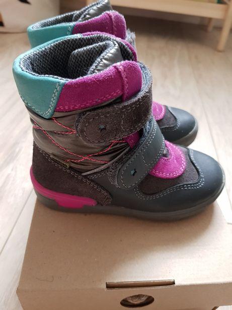 Buty zimowe Bartek r. 24 śniegowce