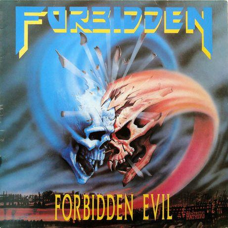 Forbidden – Forbidden Evil, Under One Flag 1988, Vinyl