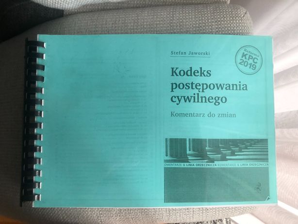 Kodeks postępowania cywilnego - Stefan Jaworski