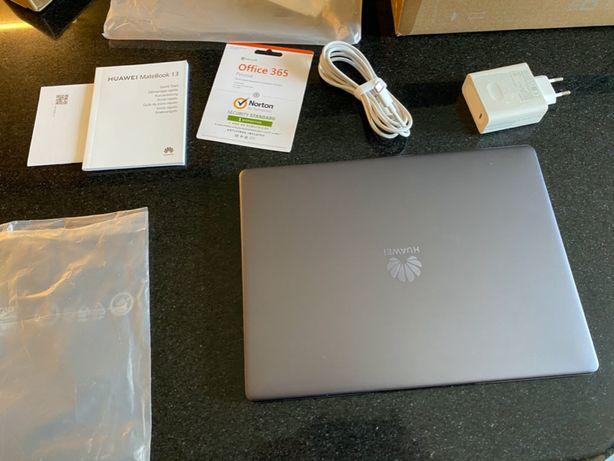 Huawei Matebook 13, praticamente novo!