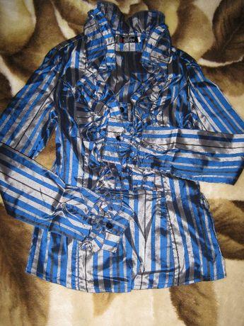 Блузка для девочки-подростка,р.42