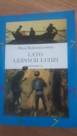 Lato Leśnych Ludzi- Maria Radziewiczówna