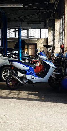 Продам Скутер malagutu