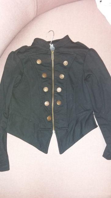 Продам школьный пиджак на девочку8-10 дет