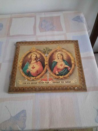Ikony swiete obrazki obraz Jezus Maryja Krzysztof aniol