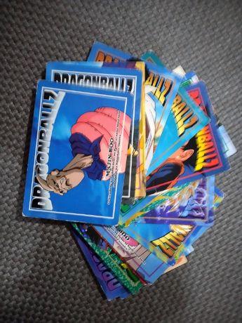 Lotes de Cartas Memoriais Dragon Ball