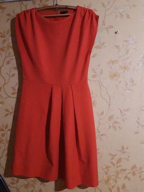 Продам новое вечернее платье р52