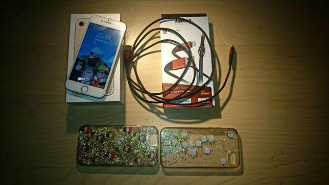 iPhone 7 telefon komórkowy NOWA BATERIA