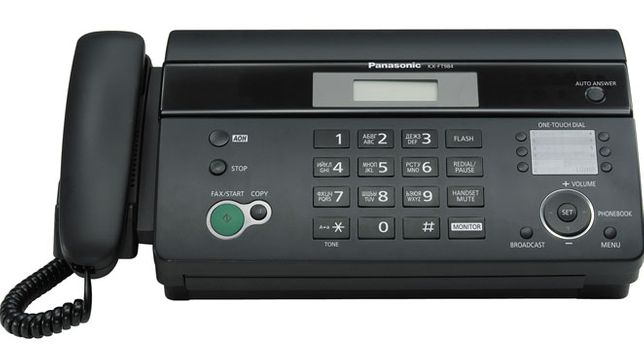 факс телефон Panasonic KX-FT984CA (новый)