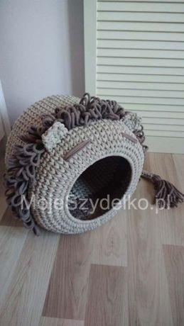 Domek dla kota lub małego psa - Lew