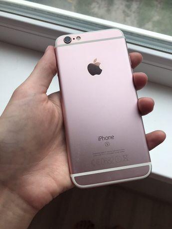 iPhone 6s 16gb rose ideal