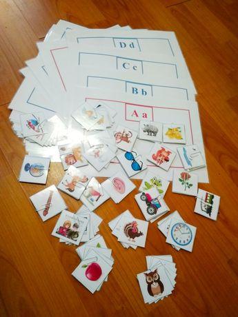 Alfabet z obrazkami dla dzieci