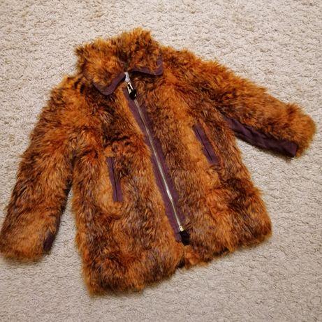 Шубка H&M шуба Zara куртка next деми еврозима меховушка