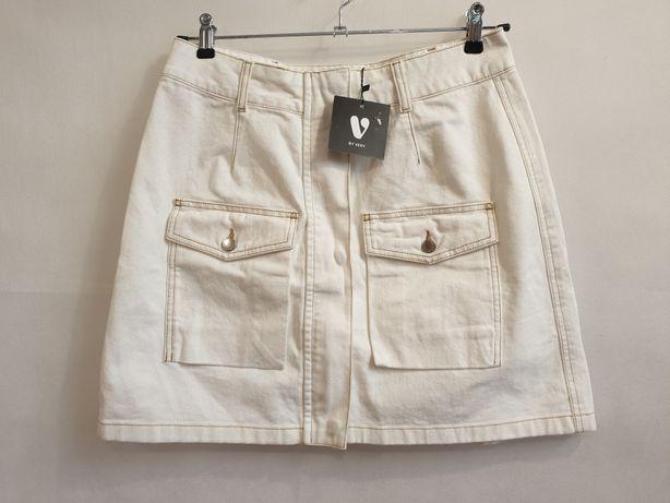 Spódnica jeans nowa v BY Very rozm. 42 xl