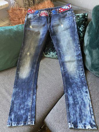 Desigual spodnie 36/S