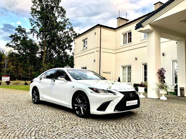 Auto do ślubu, samochód do ślubu Lexus