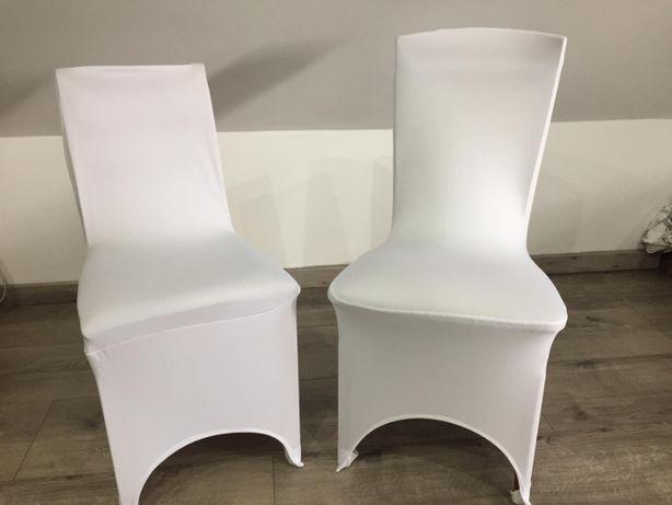 Pokrowce na krzesła -Elastyczne ! WYNAJEM