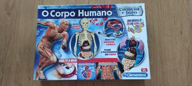 Jogo O Corpo Humano (Ciência e Jogo)
