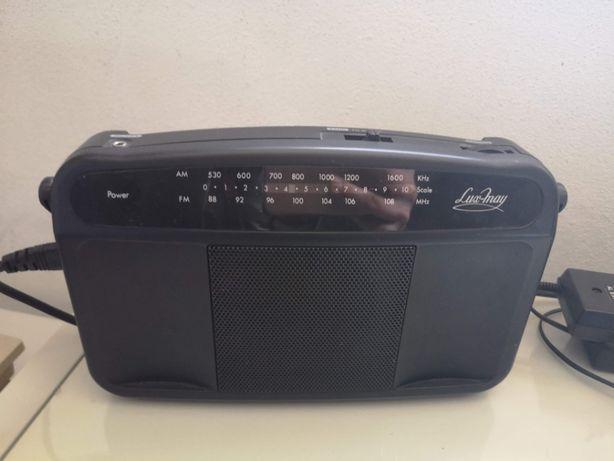 Rádio elétrico Lux-May
