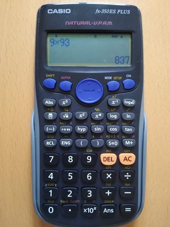 Kalkulator naukowy Casio fx-350ES Plus