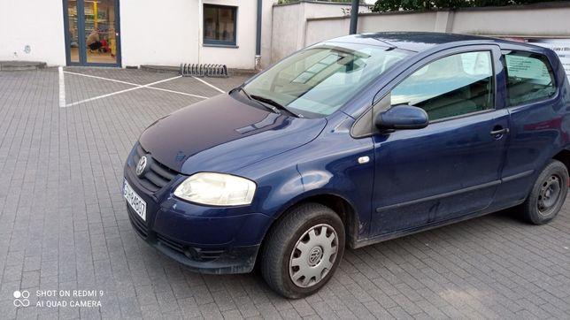 VW Fox 1.4 75ps LPG