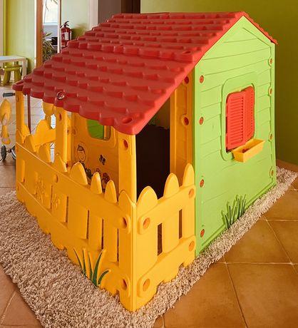 Super casa de criança como NOVA