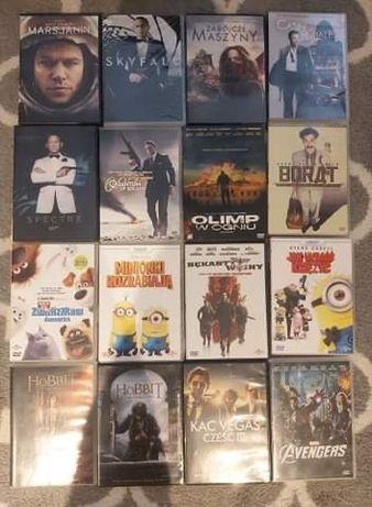 Filmy DVD rożne