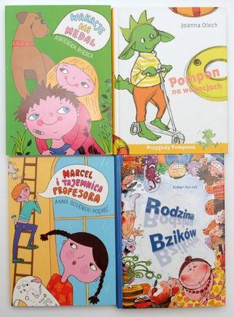 4 książki dla dzieci