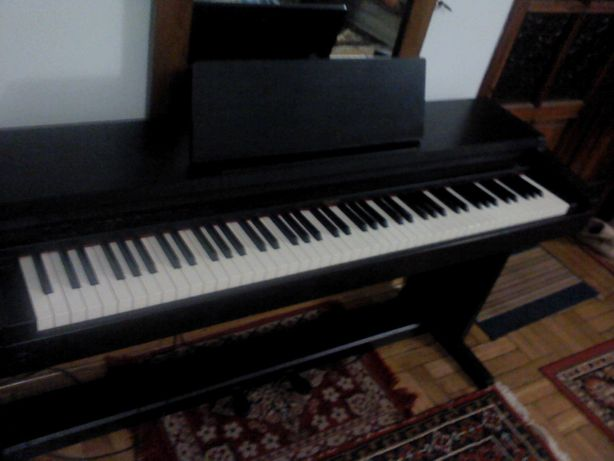 Pianino Technics PC 15 wazona klawiatura