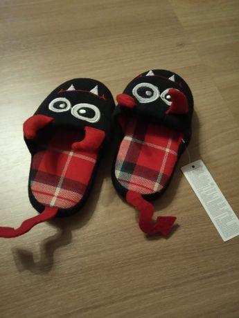 Pantofle dziecięce 25
