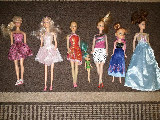 Sprzedam lalki a'la barbie