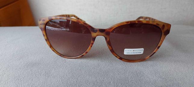 Okulary przeciwsłoneczne Tommy Hilfiger pansy wp ol480