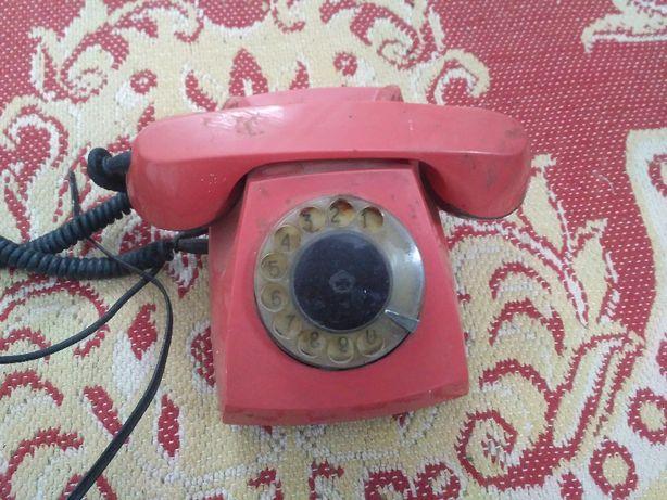 телефонный аппарат дисковый