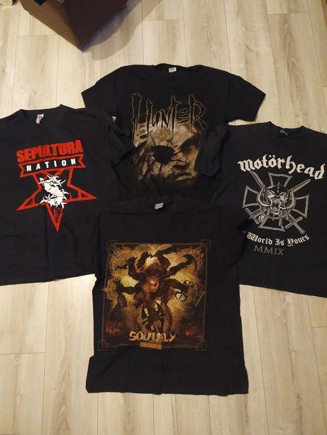 Koszulki Soulfly Motorhead hunter