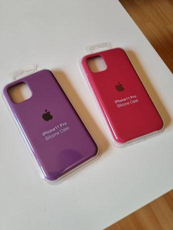 Etui Silicone Case Apple Iphone 11 pro
