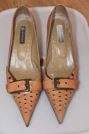 Sapatos Lanidor em pele