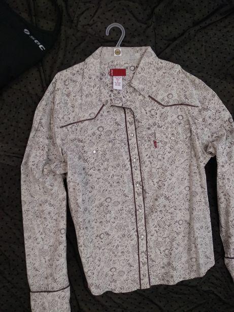 Стильная брендовая рубашка. Levis. р 50