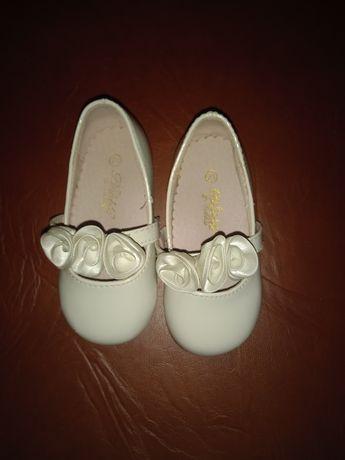 Sapatos menina batismo