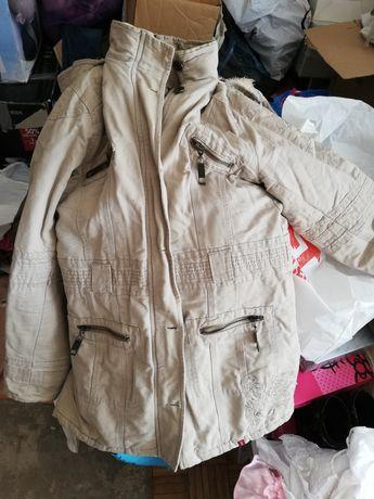 Płaszczyk zimowy kurtka XL