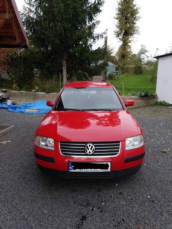VW Passat 2003 1.9