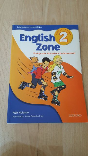 NOWY English Zone 2 Student's Book