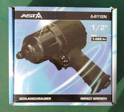 Klucz pneumatyczny Asta 1480 Nm Nowa Użyta max do 10 aut
