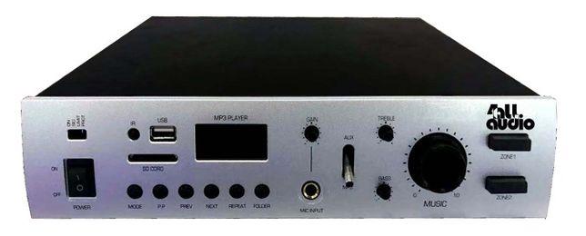 Трансляционный усилитель мощности 4all uadio PAMP-100 - Новый