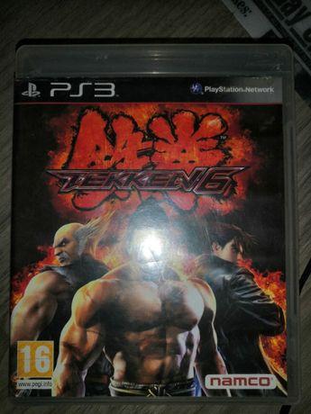 Gra Tekken 6 PS3