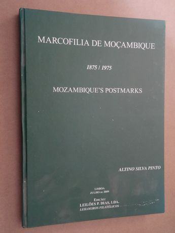 Marcofilia de Moçambique de Altino Silva Pinto