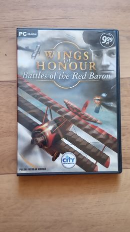Gra PC Wings od Honour: Battles of the Red Baron